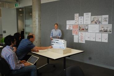 Lizzie Amos final presentation