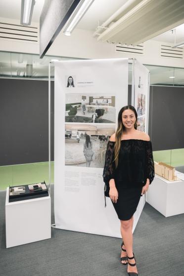 2017 Graduate Chantelle Sinnot